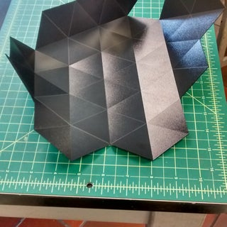 Casting With Soft Mold Constructed From Sheet Materials