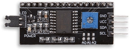 LCD Secondary Display