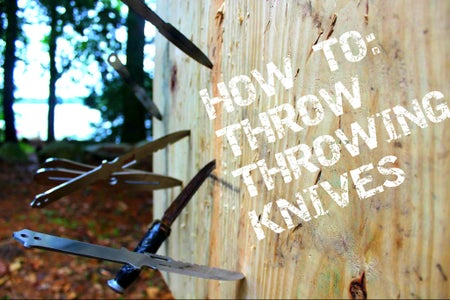 Throw Safely and Practice!