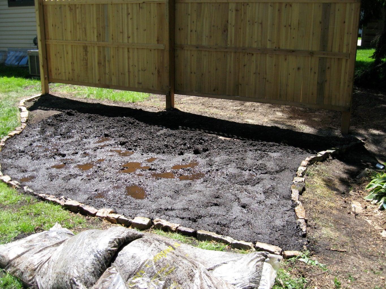 Step 2: Mulch