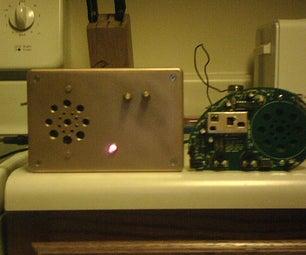 FM Radio Velleman Mini Kit 118RS Modified