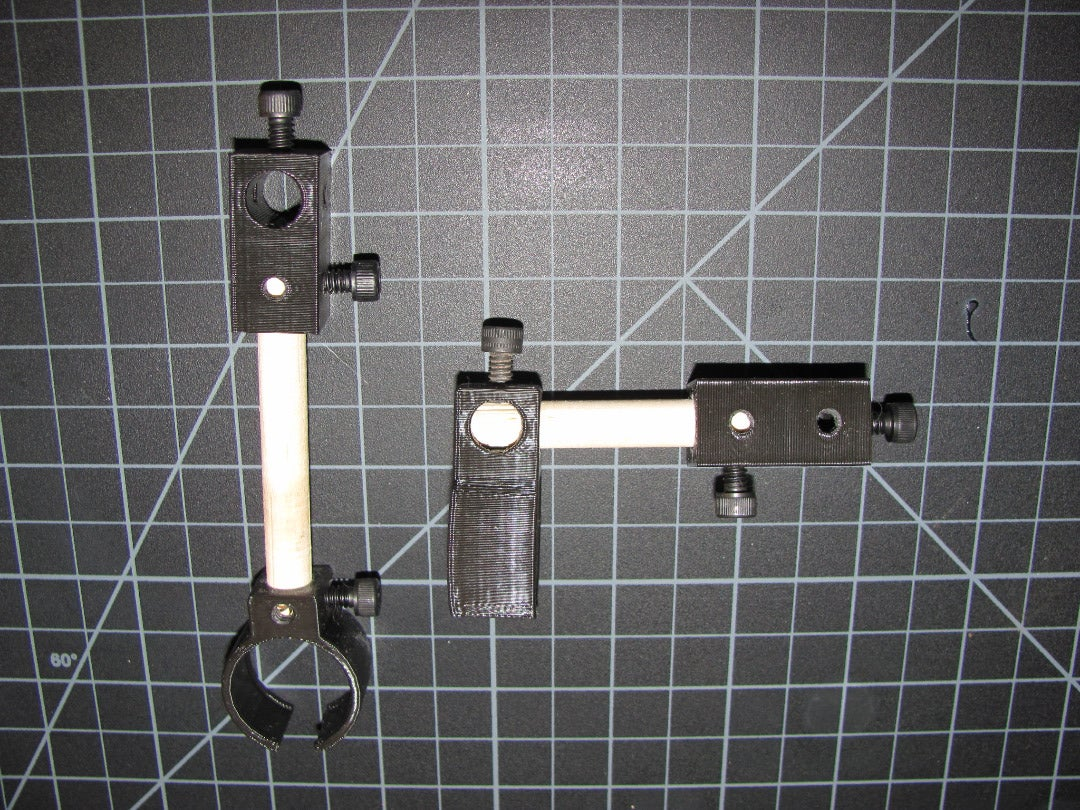 Clips and Rods