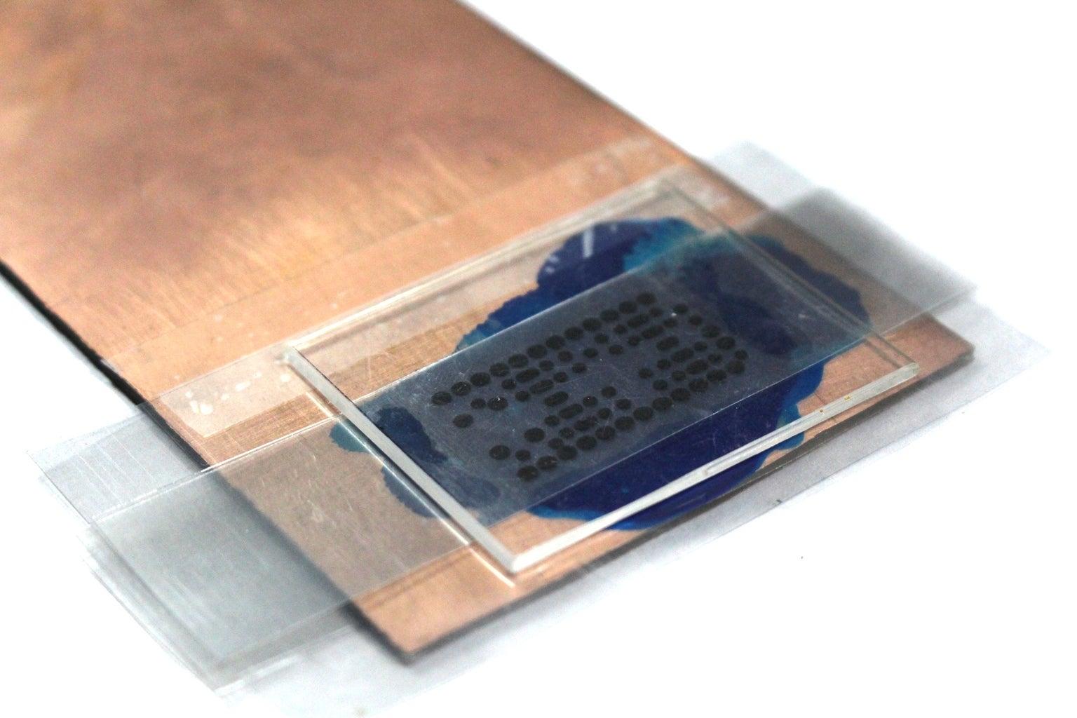 Fabricating PCB: Soldermask