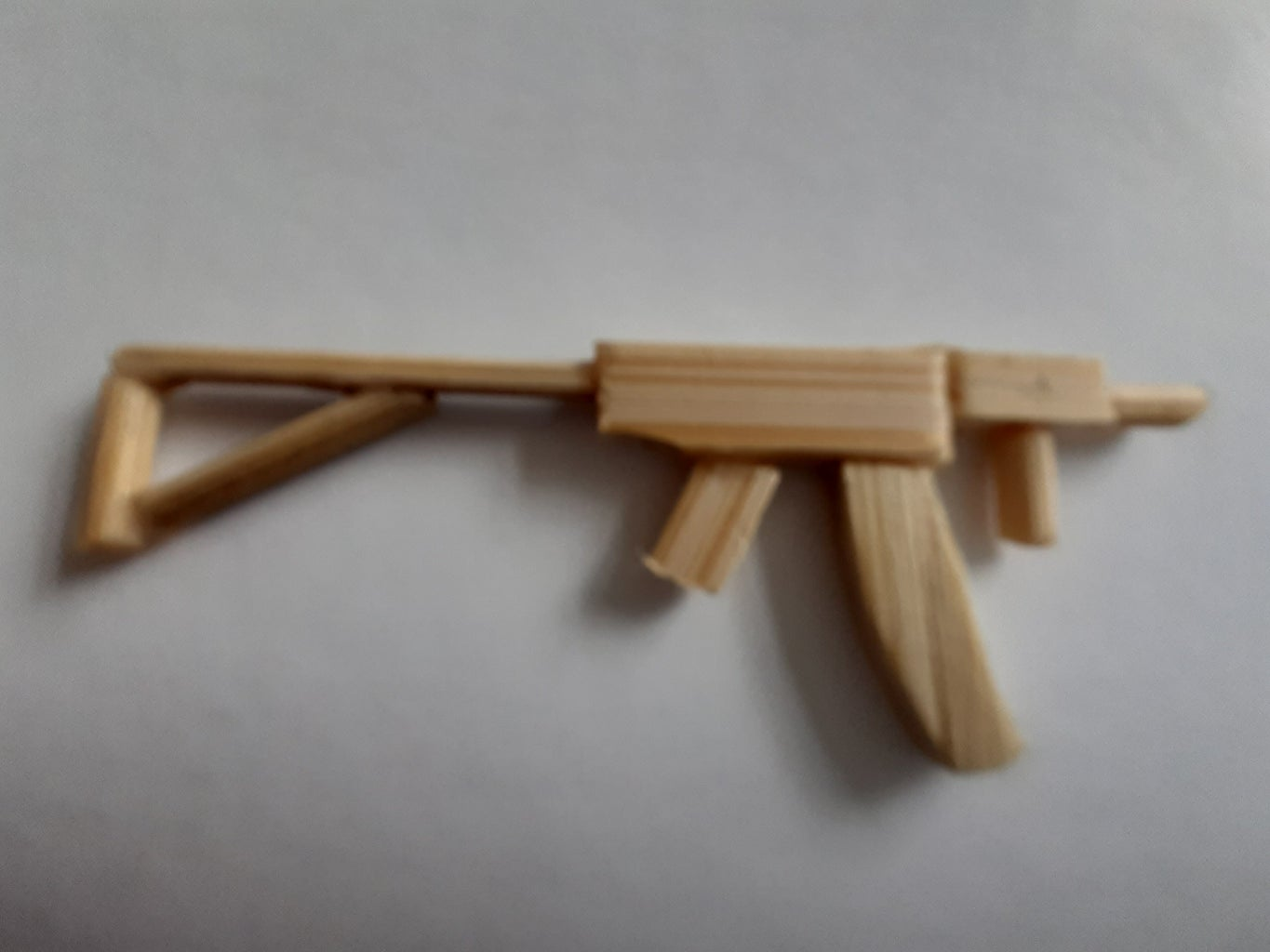 How to Make the Wooden Pieces:
