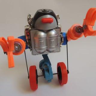 Simple Bots: Wobbler