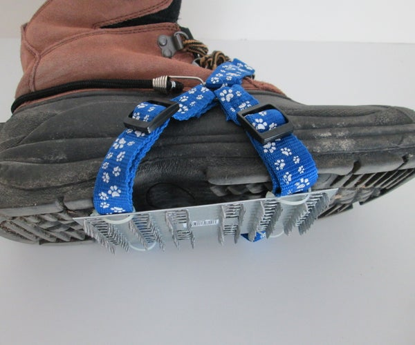 Assured Foot Ice Cleat Walkers