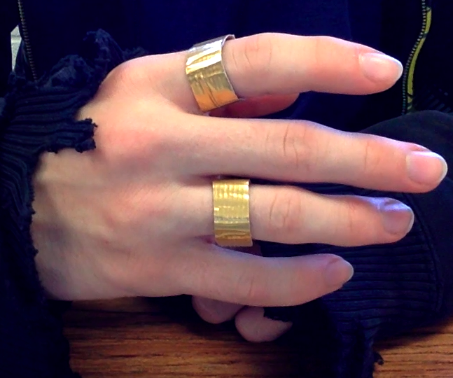 Duct Tape Rings