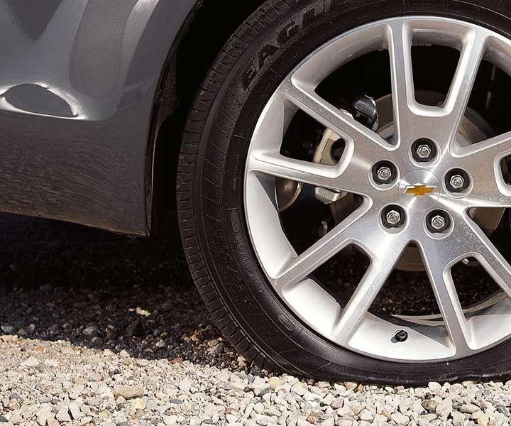 Emergency Tire Change Procedure