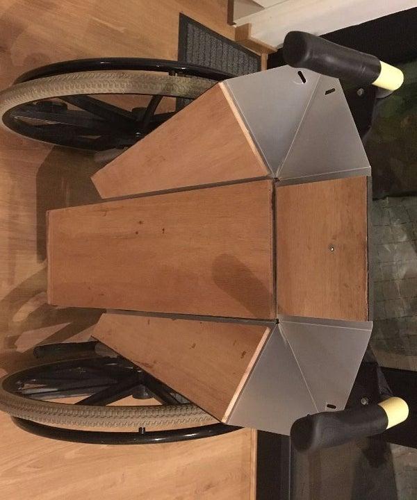 Flat Pack Wheelchair Ramp