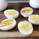 Air Fryer Easy Peel Hard-Boiled Eggs