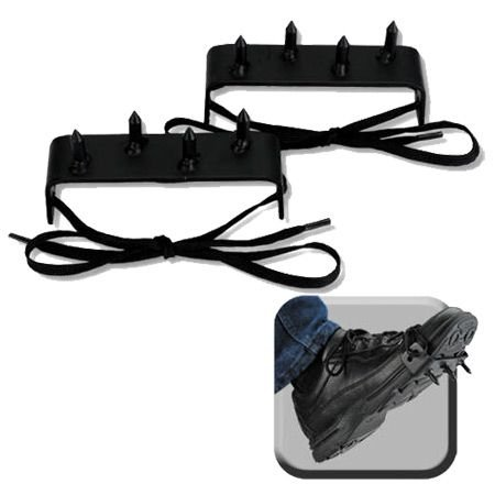 ninja climbing- shoe spikes