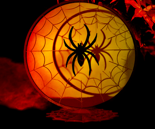 """Black Widow"" Mobile - 3D Printed"