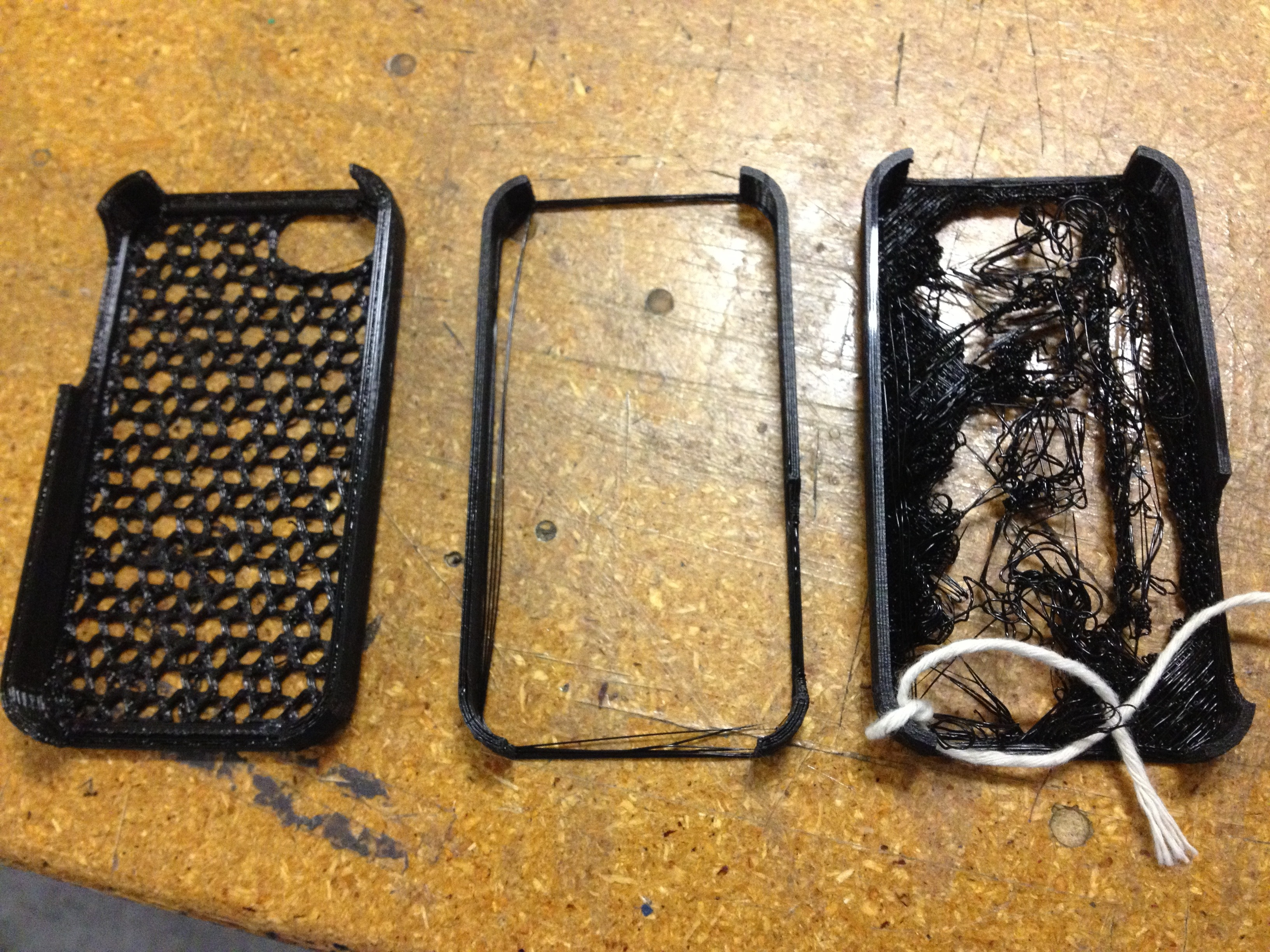 Lessons Learned 3D Printing A Customized Iphone Case