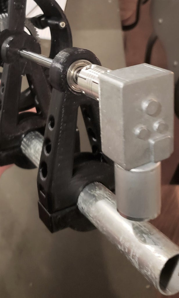 Assemble the Motor/Shaft