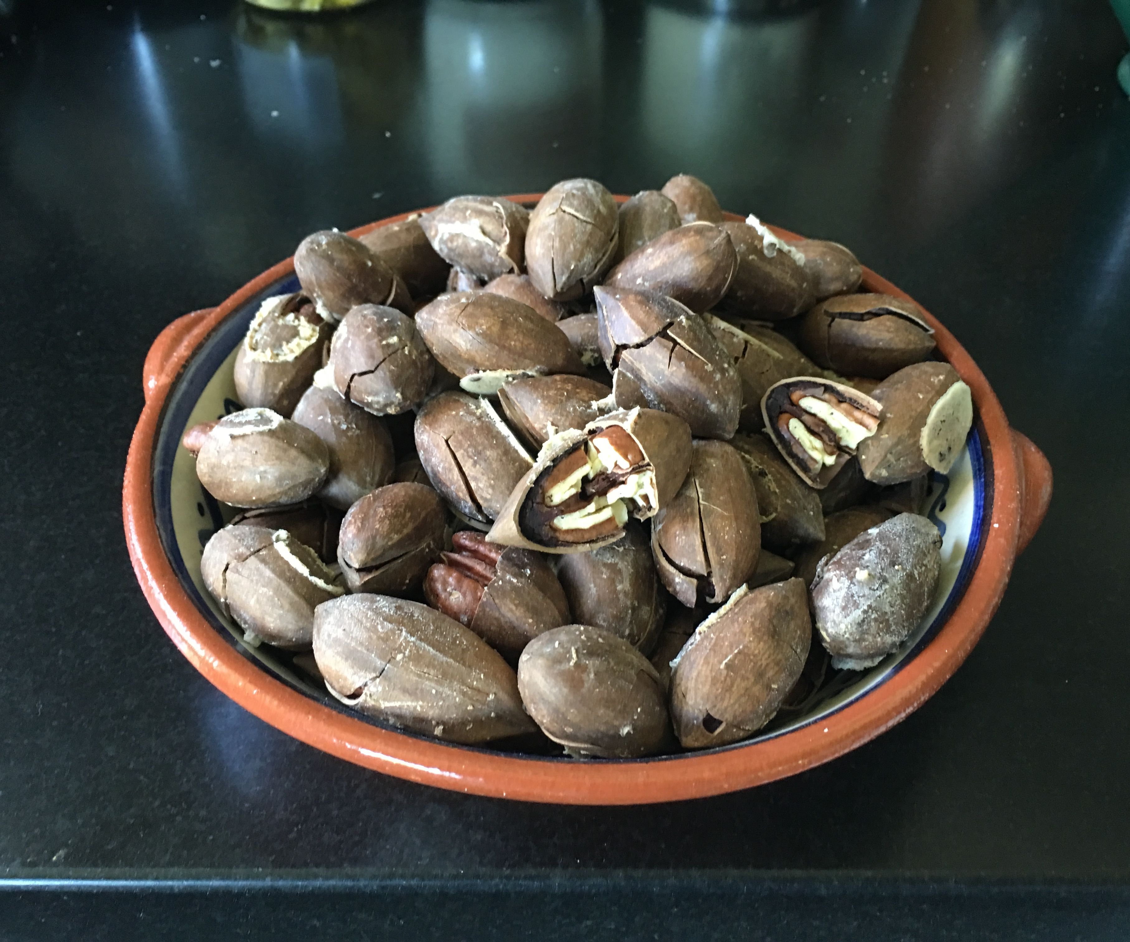 Roasted Salted Pecan Nuts