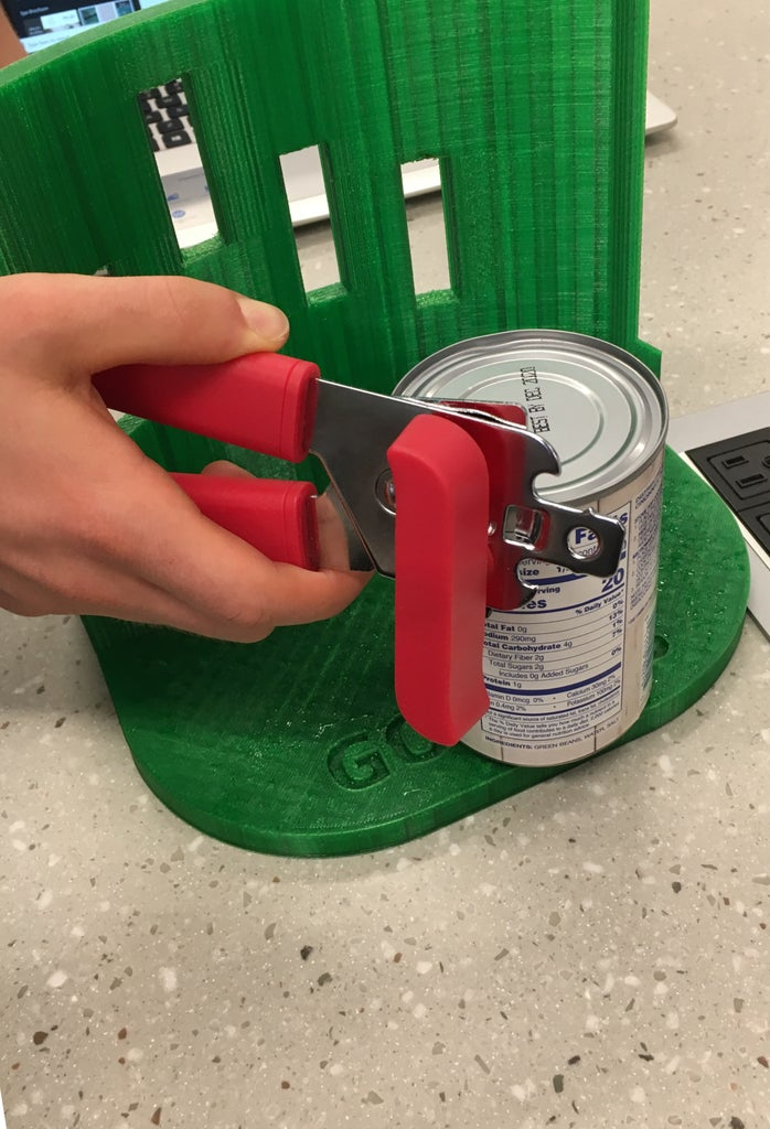 Pierce the Can