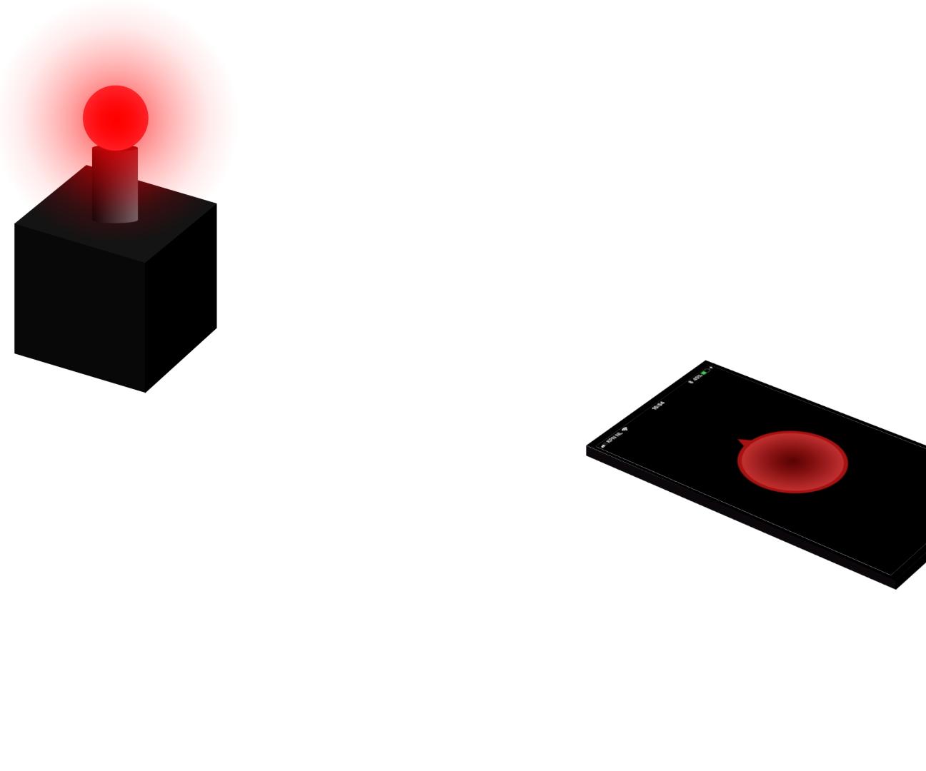 Shake Gesture Controlled Lamp Using Arduino
