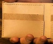 DIY Durable Leather Wallet