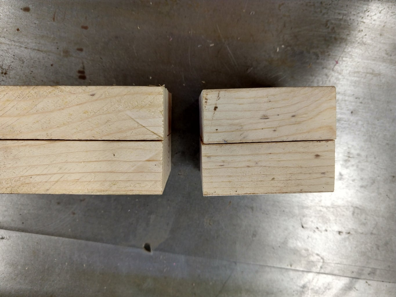 Cut Your Board and Drill Seat-post Hole