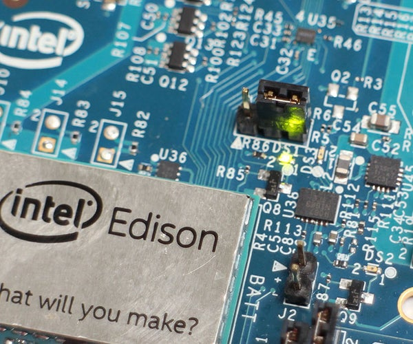 How To: Power (with Intel Edison)