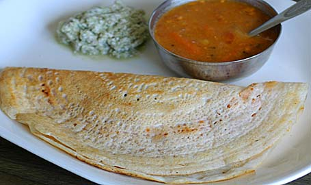 Special Masala Dosa - South Indian Style