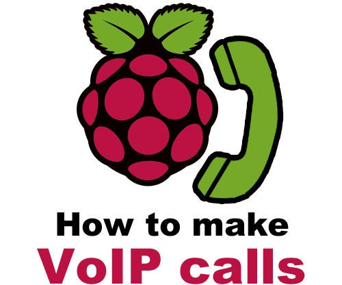 How to Make VoIP Calls From Raspberry Pi