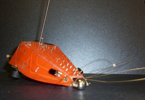 Mousebot Construction