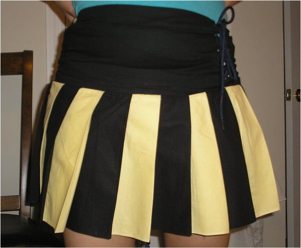 Harry Potter House Skirt