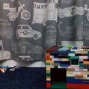 Lego Rubix's Cube Dispenser