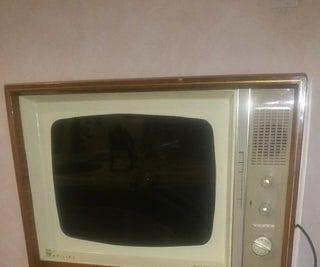 电视复古pi.