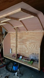 Building the Back Hatch