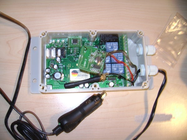 How to Start Your Car From a Cell Phone Via GSM Relay!
