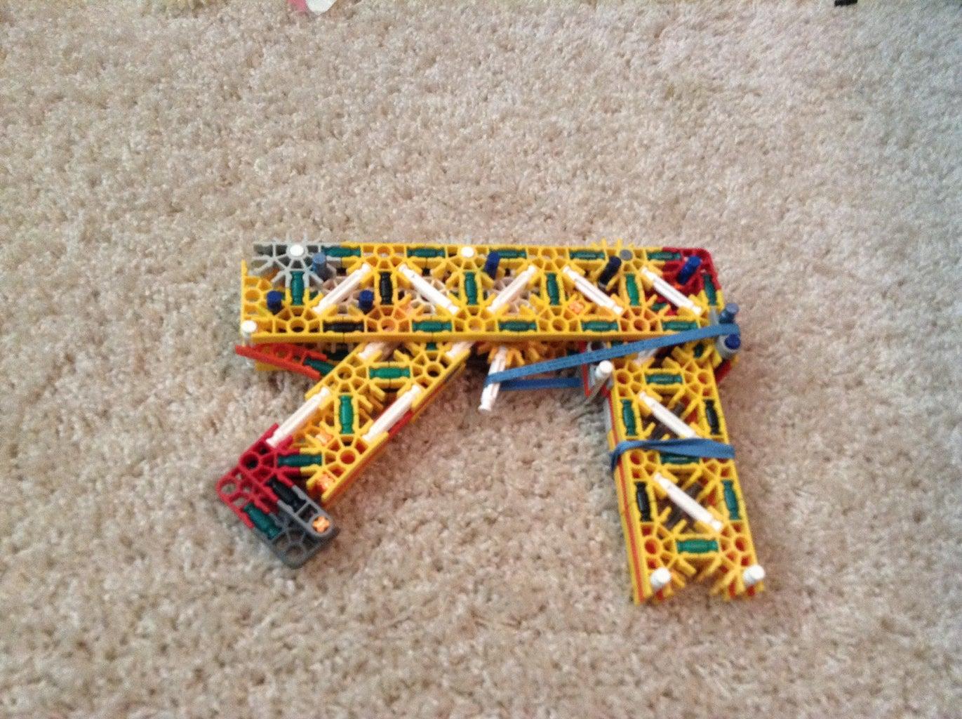 Knex War Machine Pistol 1 (kwmp1)