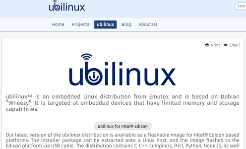 Step 1: Replacing Yocto Linux With Ubilinux