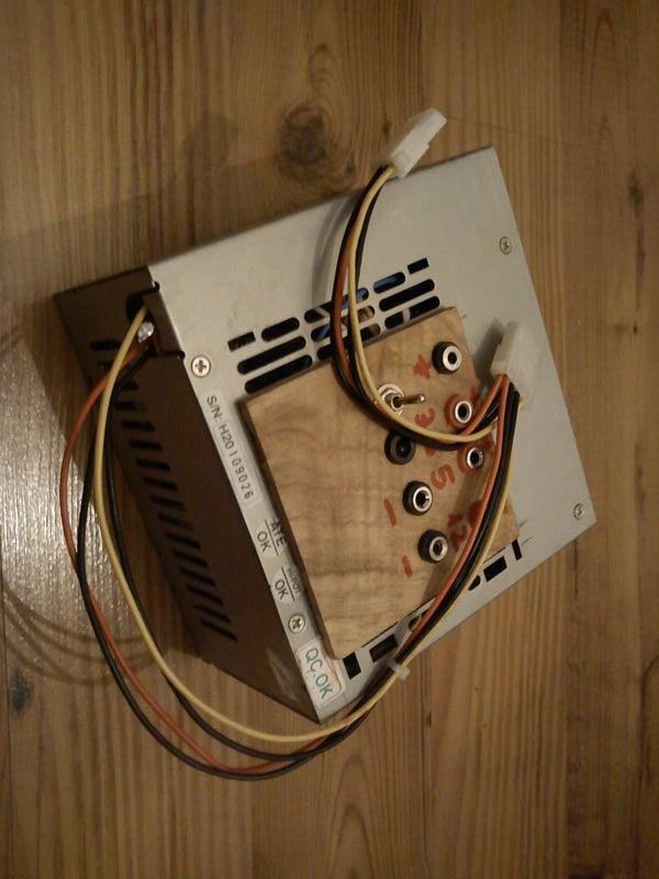 DIY Modified Power Supply Unit