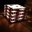 Clothespin Lamp