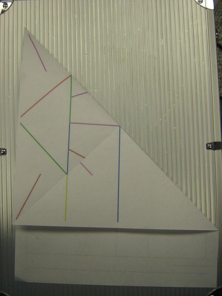 Folds 1 - 3