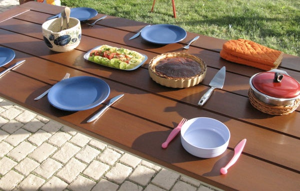 Renovated Outdoor Table