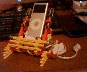 K'nex IPod Nano Dock