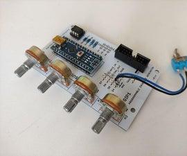 Arduino ADSR Digital Envelope Generator