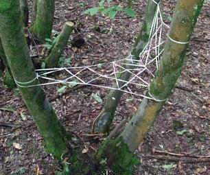 Cord Tree-seat
