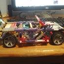 My Knex Sports Car