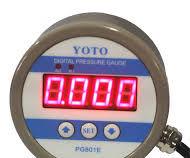 Interfacing PG801E Digital Pressure Sensor with Arduino