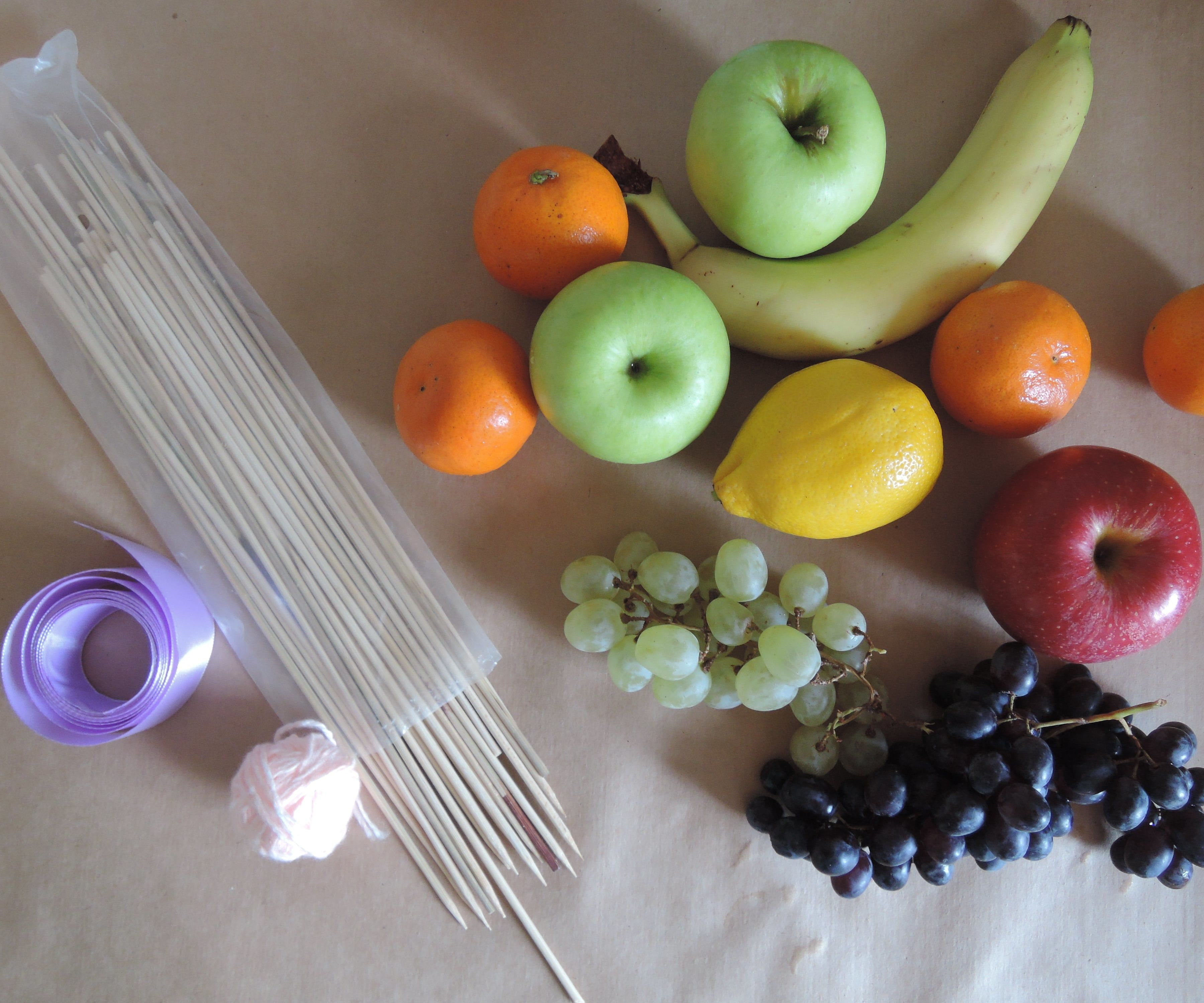 How to Make a Bouquet of Fruits: a Step-by-step Guide