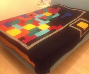 Tetris Blanket