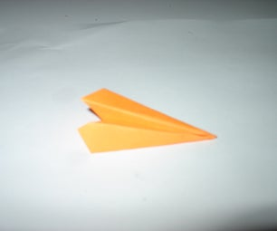 Pocket Post-It Plane
