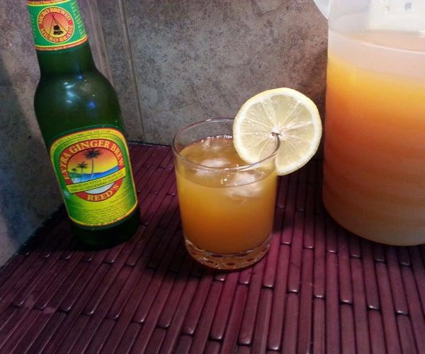 Jamaican Tropical Iced Tea