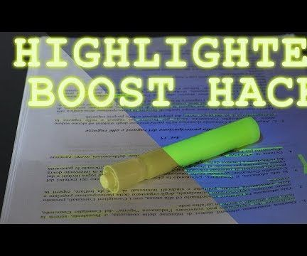 Highlighter BOOSTER