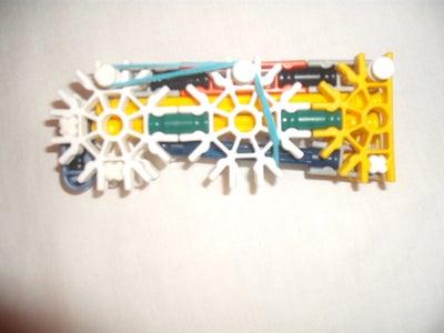Knex P90 (with Horizontal Mag)