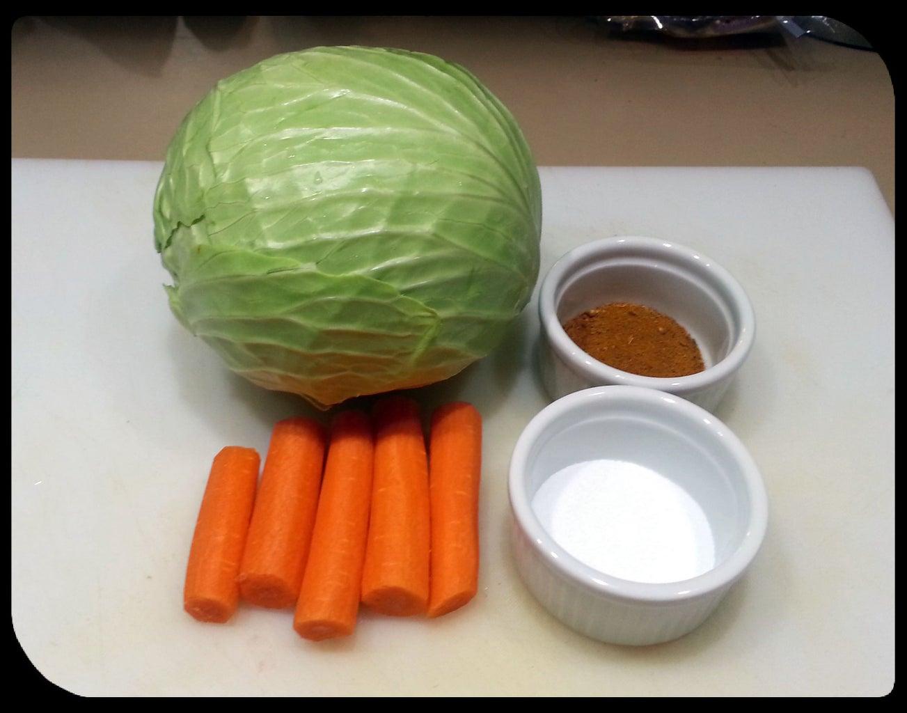 Curry Kraut